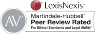 AV Lexis Nexis Peer Review Rated